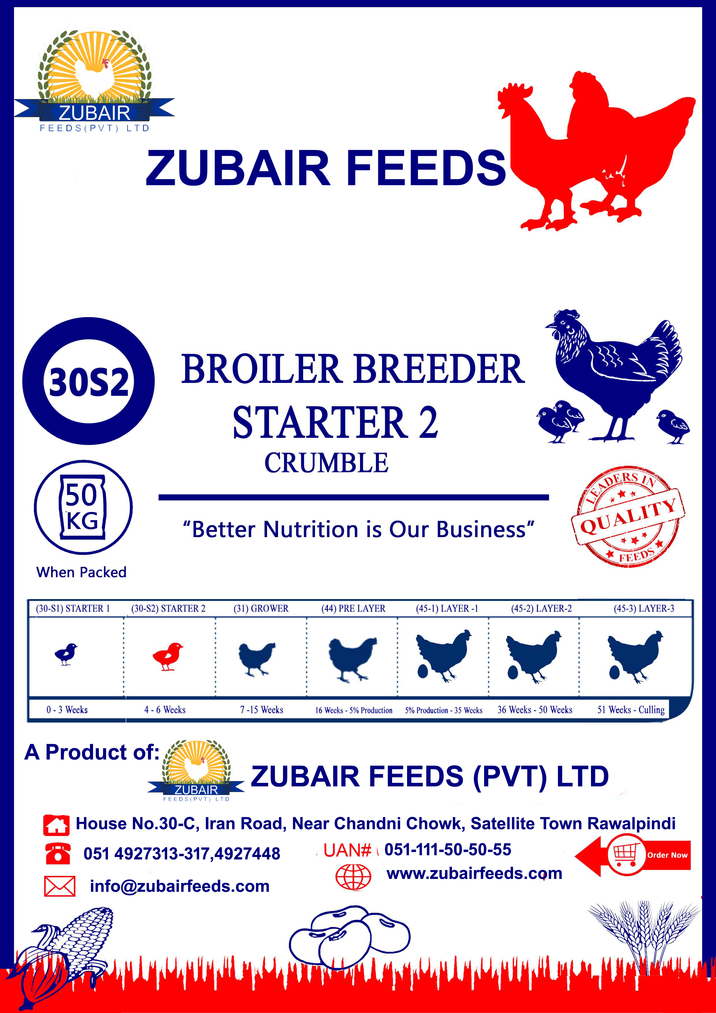 SB Feeds | Poultry | Layer